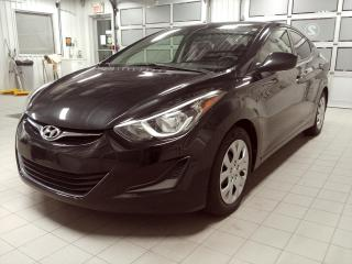 Used 2016 Hyundai Elantra GL BANC CHAUFFANT BLUETOOTH for sale in Ste-Julie, QC