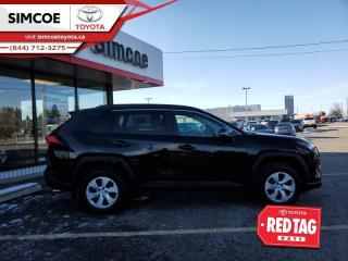 New 2021 Toyota RAV4 LE  - Heated Seats for sale in Simcoe, ON