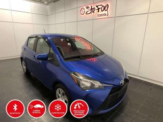 Used 2018 Toyota Yaris HATCHBACK - LE - SIÈGES CHAUFFANTS for sale in Québec, QC