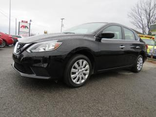 Used 2017 Nissan Sentra SV **22,000KM** CAMERA AUTO A/C SIEGES CHAUFFANTS for sale in St-Eustache, QC
