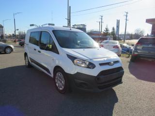 Used 2016 Ford Transit Connect XL 2 PORTES COUL. CAMERA A/C RANGEMENT ARRIÈRE for sale in St-Eustache, QC