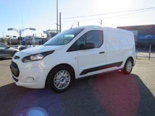 Used 2014 Ford Transit Connect XLT RANGEMENT ARRIÈRE AUTO A/C CRUISE 68,000KM for sale in St-Eustache, QC