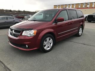 Used 2015 Dodge Grand Caravan Crew Plus for sale in Sherbrooke, QC