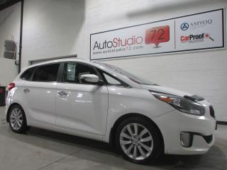 Used 2014 Kia Rondo EX **CUIR**VOLANT CHAUFFANT**MAGS** for sale in Mirabel, QC