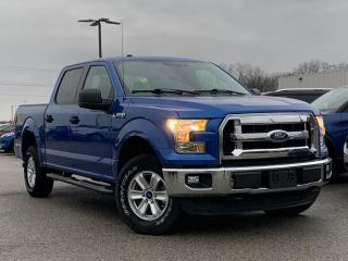 Used 2016 Ford F-150 XLT REVERSE CAMERA, BLUETOOTH for sale in Midland, ON