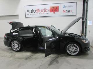 Used 2017 Audi A6 2.0T Progressiv quattro S-LINE **NAVI**T for sale in Mirabel, QC