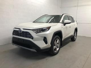 New 2021 Toyota RAV4 Hybrid Limited HYBRID + LIMITED!! for sale in Cobourg, ON