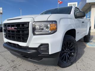 New 2021 GMC Canyon Elevation Standard for sale in Carleton Place, ON