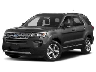 Used 2018 Ford Explorer SPORT for sale in Newmarket, ON