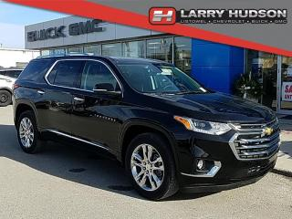 New 2021 Chevrolet Traverse High Country for sale in Listowel, ON