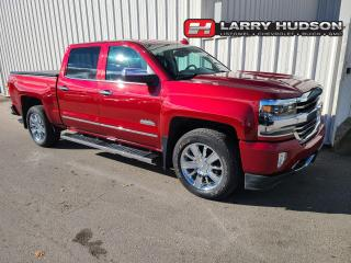Used 2018 Chevrolet Silverado 1500 High Country Crew | Navigation | One Owner for sale in Listowel, ON