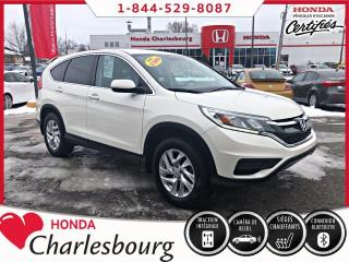 Used 2015 Honda CR-V SE AWD**AUCUN ACCIDENT** for sale in Charlesbourg, QC