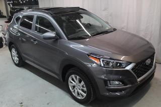 Used 2020 Hyundai Tucson Preferred TI ensemble Soleil et cuir (wo for sale in St-Constant, QC