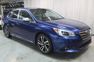 Used 2017 Subaru Legacy 2.5i Sport avec ensemble Technologie ber for sale in St-Constant, QC