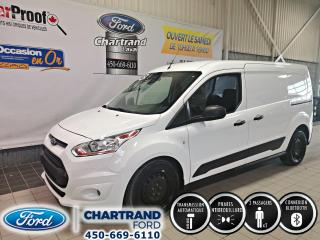 Used 2018 Ford Transit Connect XLT avec 2 portes coulissantes for sale in Laval, QC