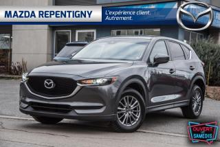 Used 2018 Mazda CX-5 GS TI BA for sale in Repentigny, QC