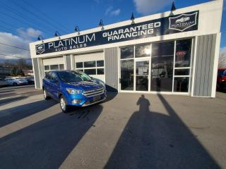 Used 2019 Ford Escape SE for sale in Kingston, ON