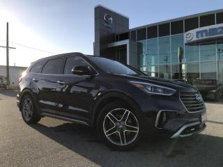 Used 2017 Hyundai Santa Fe XL Ultimate Tech Package | Navigation | 6 passenger for sale in Chatham, ON