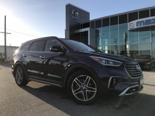 Used 2017 Hyundai Santa Fe XL Ultimate AWD With Navigation for sale in Chatham, ON