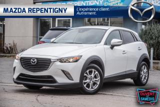 Used 2018 Mazda CX-3 GS TA BA for sale in Repentigny, QC