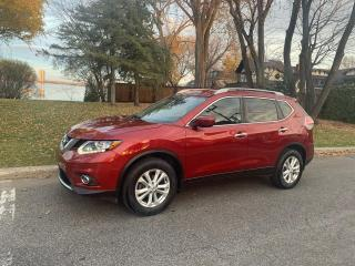 Used 2016 Nissan Rogue SV for sale in Roxboro, QC