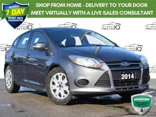 Used 2014 Ford Focus SE Brakes recently serviced for sale in St. Thomas, ON