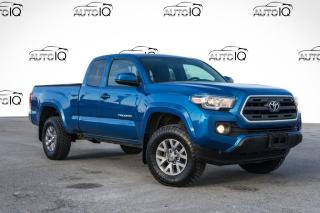 Used 2017 Toyota Tacoma for sale in Barrie, ON