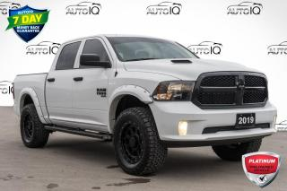 Used 2019 RAM 1500 Classic ST LIFTED NIGHT EDITION for sale in Innisfil, ON
