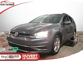 Used 2019 Volkswagen Golf Sportwagen *SPORTWAGEN*COMFORTLINE*AWD* for sale in Québec, QC
