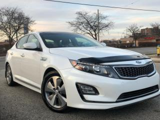 Used 2016 Kia Optima 4dr Sdn EX for sale in Waterloo, ON