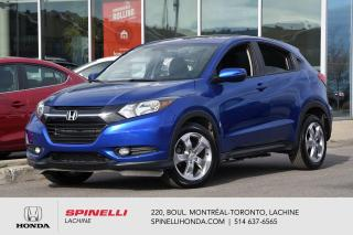 Used 2018 Honda HR-V EX AWD TOIT TRES BAS KM AWD BAS KM TOIT MAGS BLUETOOTH for sale in Lachine, QC