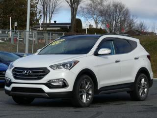 Used 2017 Hyundai Santa Fe Sport 2.0T SE AWD CUIR TOIT OUVRANT for sale in St-Georges, QC
