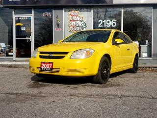 Used 2007 Chevrolet Cobalt 2DR CPE SS for sale in Bowmanville, ON