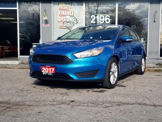 Used 2017 Ford Focus 5DR HB SE for sale in Bowmanville, ON
