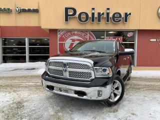 Used 2017 RAM 1500 LONGHORN 8 PNEUS SUR 8 MAGS for sale in Val-D'or, QC