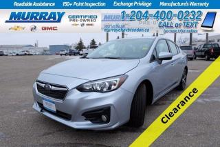 Used 2019 Subaru Impreza 2.0i Touring Package for sale in Brandon, MB