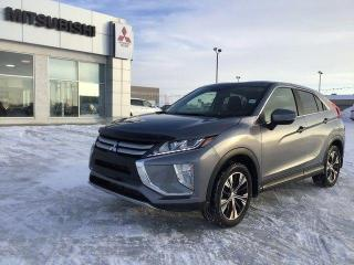 Used 2018 Mitsubishi Eclipse Cross ES for sale in Lethbridge, AB