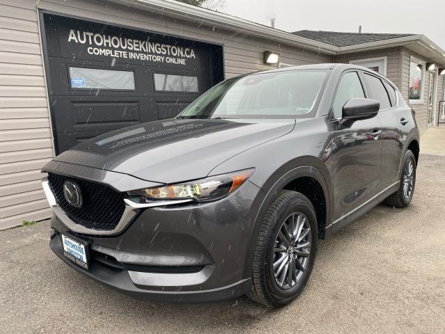 2019 Mazda CX-5 GS - ALL WHEEL DRIVE W LEATHER.