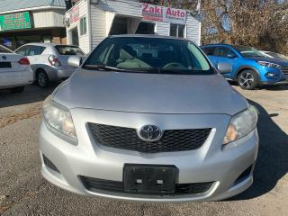 Used 2010 Toyota Corolla CE/Clean Carfax /Safety Certification included Asking Price for sale in Toronto, ON