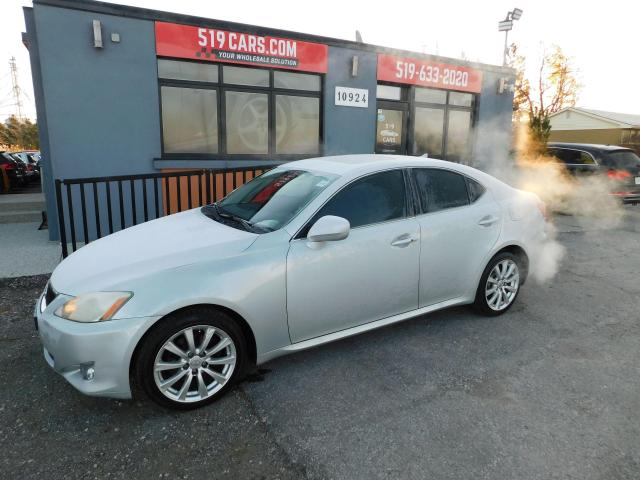 2008 Lexus IS 250 | LEATHER | SUNROOF | HEATED SEATS | AWD