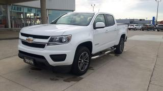 Used 2019 Chevrolet Colorado 4WD Work Truck for sale in Tilbury, ON