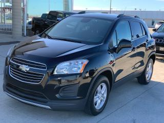 Used 2016 Chevrolet Trax LT for sale in Tilbury, ON