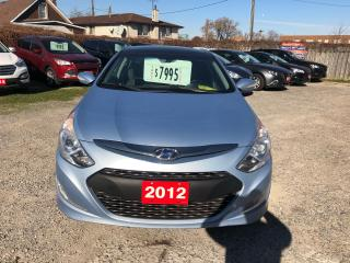 Used 2012 Hyundai Sonata HEV w/Premium Pkg for sale in Hamilton, ON