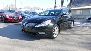 Used 2013 Hyundai Sonata Limited w/Navi for sale in Winnipeg, MB