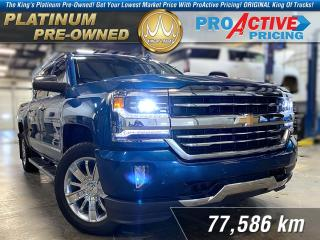 Used 2018 Chevrolet Silverado 1500 High Country for sale in Rosetown, SK