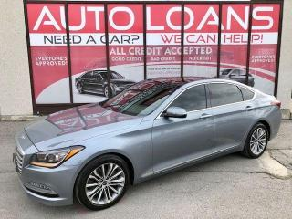 Used 2016 Hyundai Genesis Premium-ALL CREDIT ACCEPTED for sale in Toronto, ON