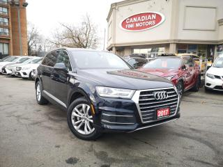 Used 2017 Audi Q7 3.0T Progressiv for sale in Scarborough, ON