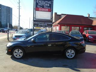 Used 2010 Mazda MAZDA6 GS/ SUNROOF / ALLOYS / PWR GROUP / MINT CONDITION for sale in Scarborough, ON