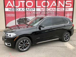 Used 2016 BMW X5 xDrive35i for sale in Toronto, ON