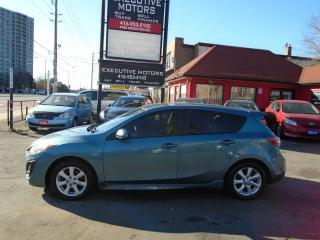 Used 2010 Mazda MAZDA3 GS/ ALOYS/ REVERSE CAM / CLEAN / WELL MAINTAINED / for sale in Scarborough, ON